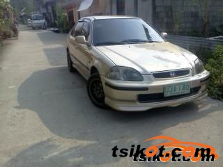 Honda Civic 1997 - 2