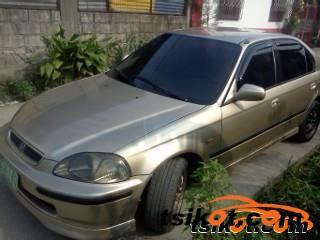 Honda Civic 1997 - 4