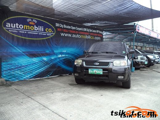 Ford Escape 2005 - 1