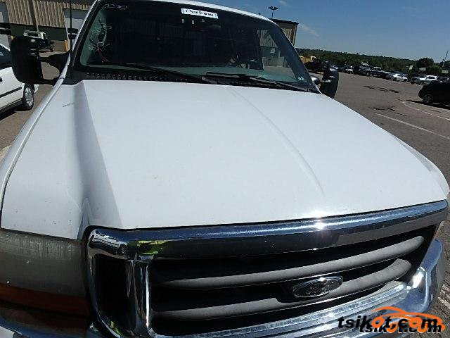 Ford F-250 2001 - 1