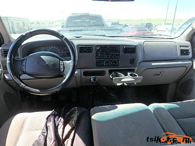 Ford F-250 2001 - 2