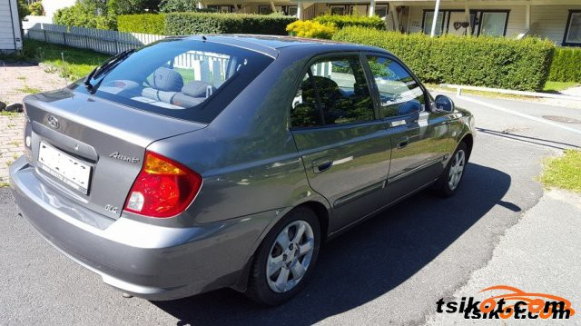 Hyundai Accent 2001 - 5