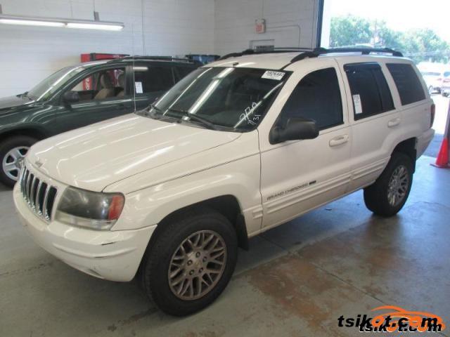 Jeep Grand Cherokee 2003 - 1
