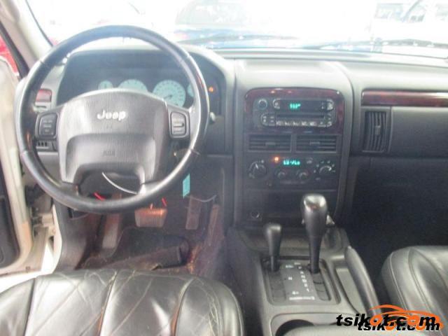 Jeep Grand Cherokee 2003 - 3