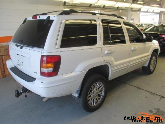 Jeep Grand Cherokee 2003 - 5