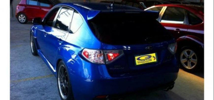 Subaru Impreza 2008 - 3