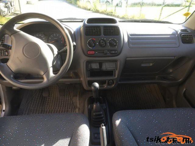 Suzuki Vitara 2001 - 2