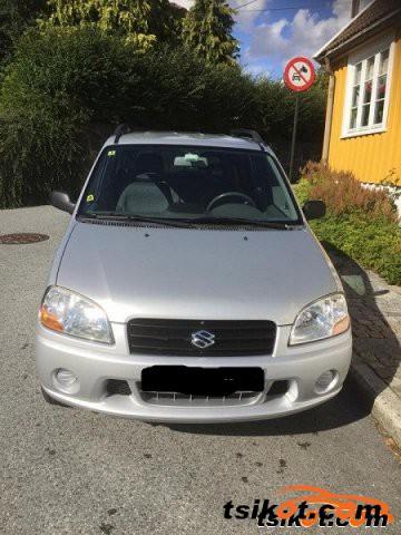 Suzuki Vitara 2001 - 4