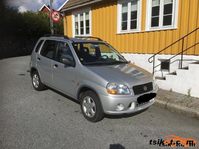 Suzuki Vitara 2001 - 6
