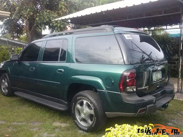 Chevrolet Trailblazer 2005 - 3