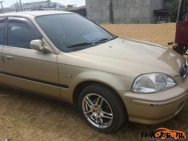 Honda Civic 1997 - 1