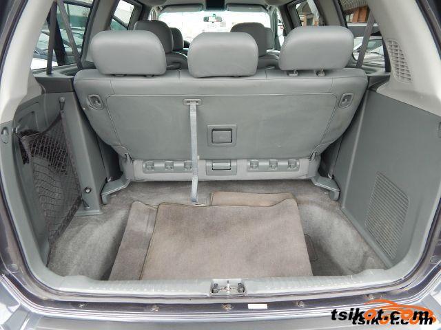 Honda Odyssey 2004 - 5