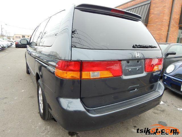 Honda Odyssey 2004 - 6