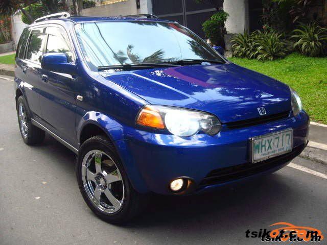 Honda Cr-V 2000 - 2