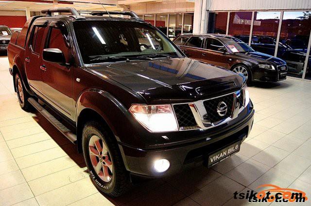 Nissan Navara 2007 - 3