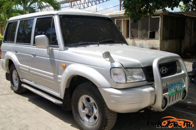 Hyundai Getz 2004 - 2