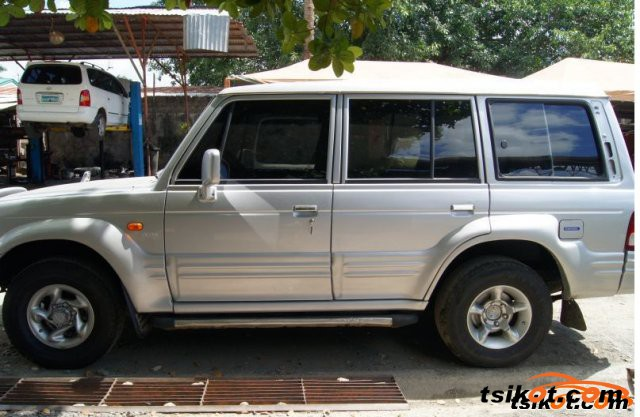 Hyundai Getz 2004 - 3