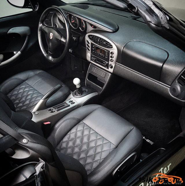 Porsche Boxster 1999 - 2