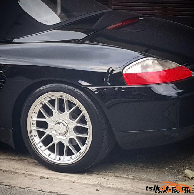 Porsche Boxster 1999 - 3