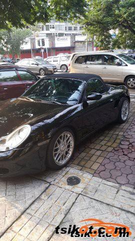 Porsche Boxster 1999 - 5