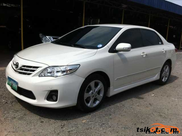 Toyota Corolla 2013 - 2