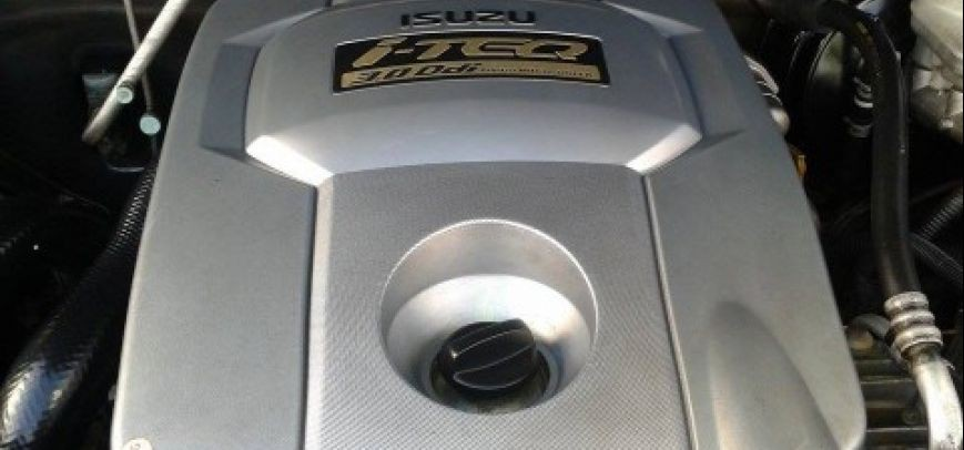 Isuzu D-Max 2012 - 10