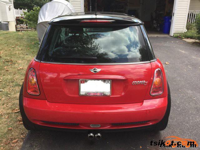 Mini Cooper 2002 - 2