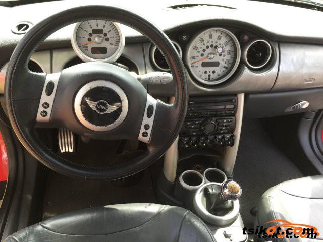 Mini Cooper 2002 - 5