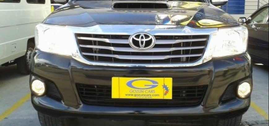 Toyota Hilux 2012 - 6