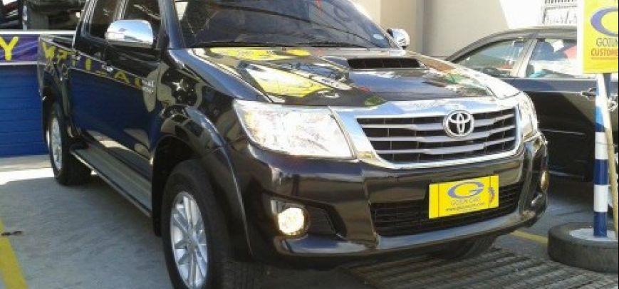 Toyota Hilux 2012 - 7