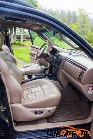 Jeep Grand Cherokee 2002 - 1