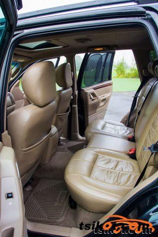 Jeep Grand Cherokee 2002 - 2