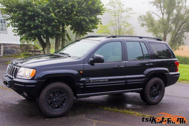 Jeep Grand Cherokee 2002 - 4