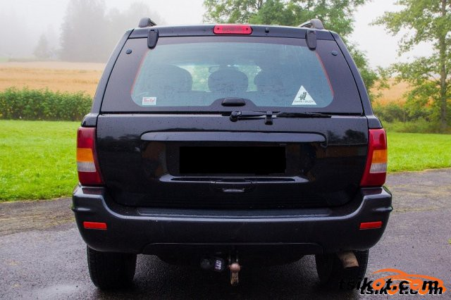 Jeep Grand Cherokee 2002 - 5