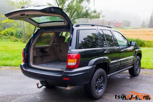 Jeep Grand Cherokee 2002 - 6