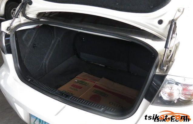 Mazda 3 2008 - 2