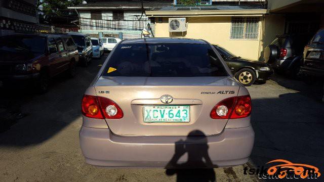 Toyota Altezza 2002 - 1