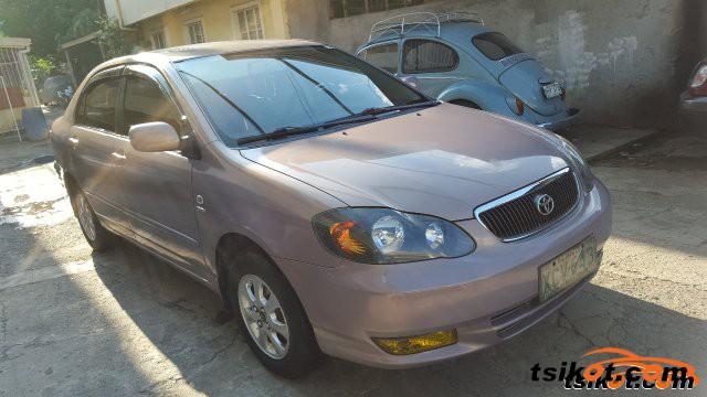 Toyota Altezza 2002 - 2