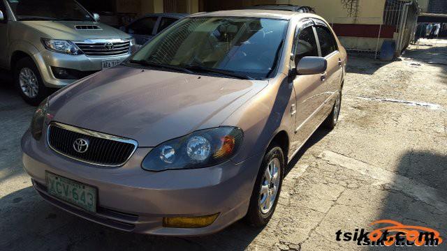 Toyota Altezza 2002 - 3