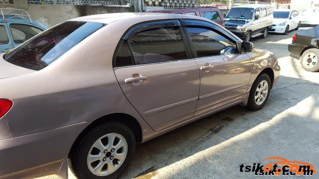 Toyota Altezza 2002 - 4