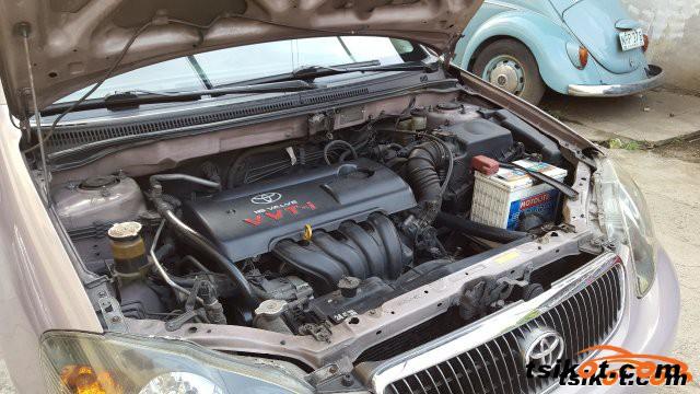 Toyota Altezza 2002 - 6