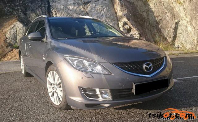 Mazda 6 2008 - 3