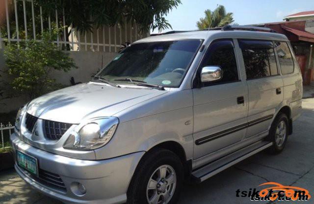 Mitsubishi Adventure 2006 - 4