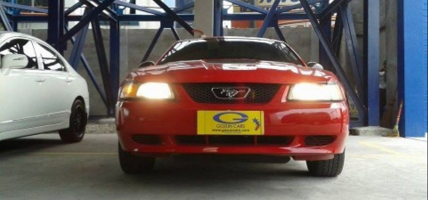 Ford Mustang 1999 - 1