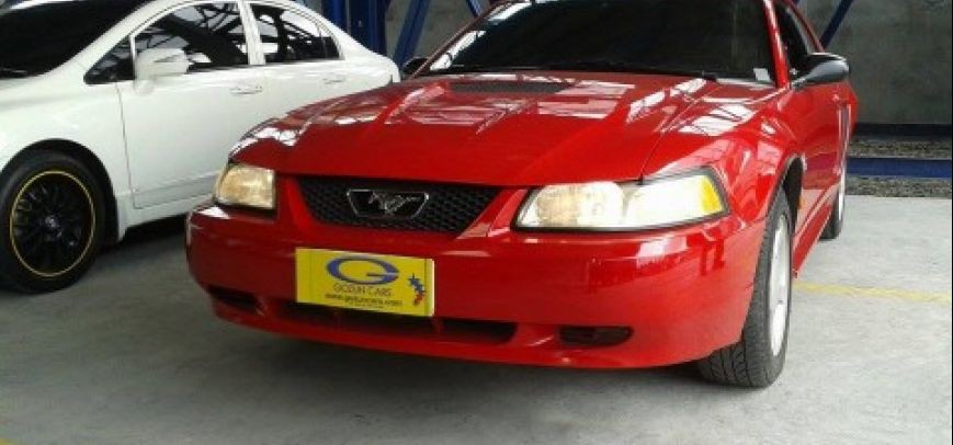 Ford Mustang 1999 - 8