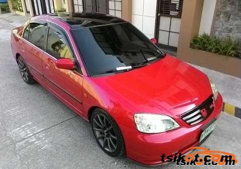 Honda Civic 2001 - 1
