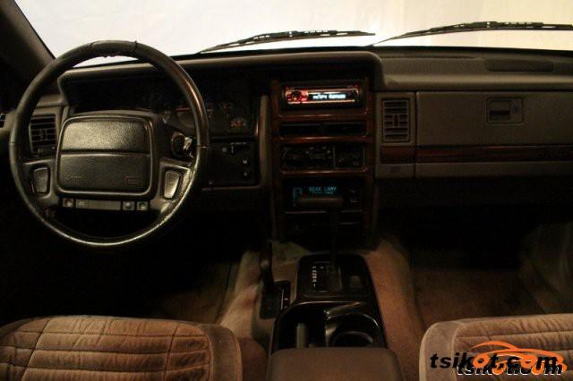 Jeep Grand Cherokee 1994 - 4