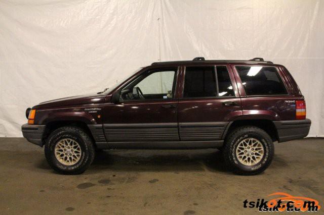 Jeep Grand Cherokee 1994 - 6