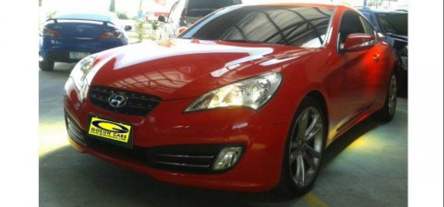 Hyundai Genesis Coupe 2012 - 1