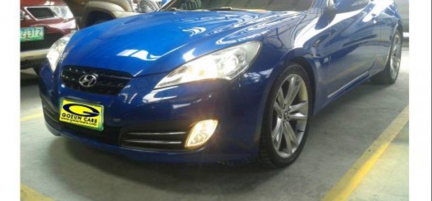Hyundai Genesis Coupe 2009 - 1
